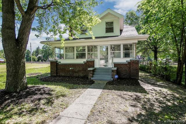 14340 Ashton Road, Detroit, MI 48223 (#2200044173) :: RE/MAX Nexus