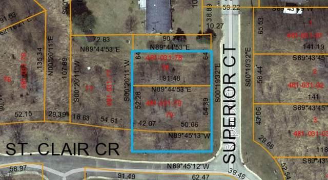 400-402 Erie Court, VILLAGE OF BROOKLYN, MI 49230 (MLS #55202001587) :: The John Wentworth Group