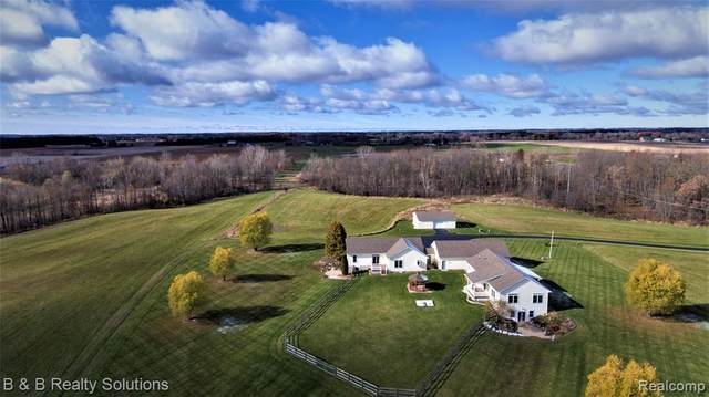 1372 Barnes Road, Rich Twp, MI 48744 (#2200044638) :: The Mulvihill Group