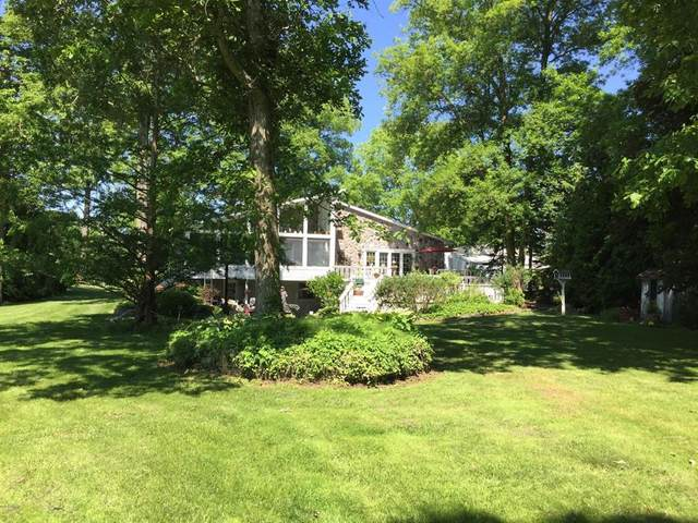 257 Dons Dr, Algansee Twp, MI 49036 (#62020022312) :: Real Estate For A CAUSE