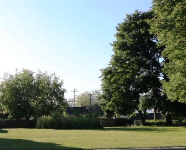 1379 S Riverside, ST. CLAIR, MI 48079 (MLS #58050014639) :: The John Wentworth Group