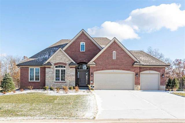 1797 Royal Birkdale, Oxford Twp, MI 48371 (#58050014657) :: The Alex Nugent Team | Real Estate One