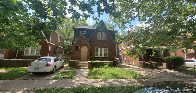 8354 Carlin Street, Detroit, MI 48228 (#2200045093) :: The Alex Nugent Team | Real Estate One
