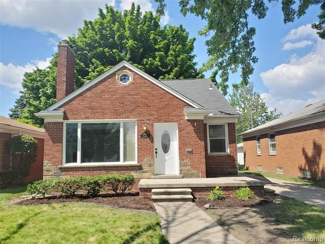 16838 Philomene Boulevard, Allen Park, MI 48101 (#2200045131) :: Alan Brown Group