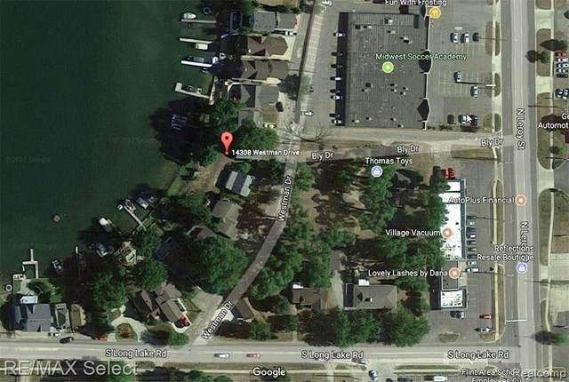 14308 Westman Drive, Fenton, MI 48430 (MLS #2200045737) :: The John Wentworth Group