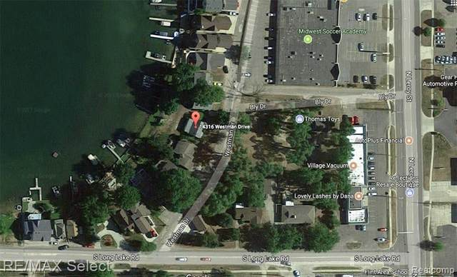 14316 Westman Drive, Fenton, MI 48430 (MLS #2200045740) :: The John Wentworth Group