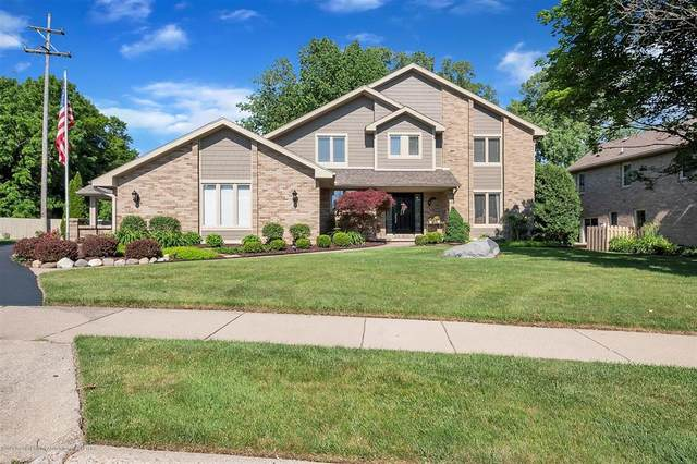 1071 Cambria Drive, East Lansing, MI 48823 (#630000247026) :: GK Real Estate Team