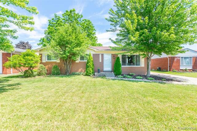 37548 Dodge Park, Sterling Heights, MI 48312 (MLS #2200045991) :: The Toth Team