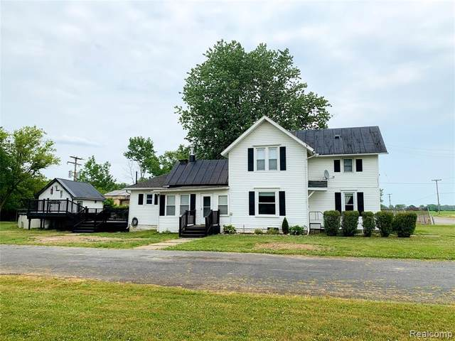 5131 Post Road, Berlin Twp, MI 48166 (MLS #2200046372) :: The John Wentworth Group