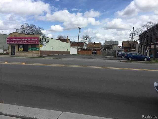 7900 Wyoming Street N, Dearborn, MI 48126 (#2200046473) :: Alan Brown Group