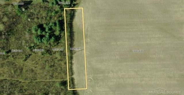 0 Lasalle St.-Lot 17, Brockway Twp, MI 48097 (MLS #58050015100) :: The John Wentworth Group