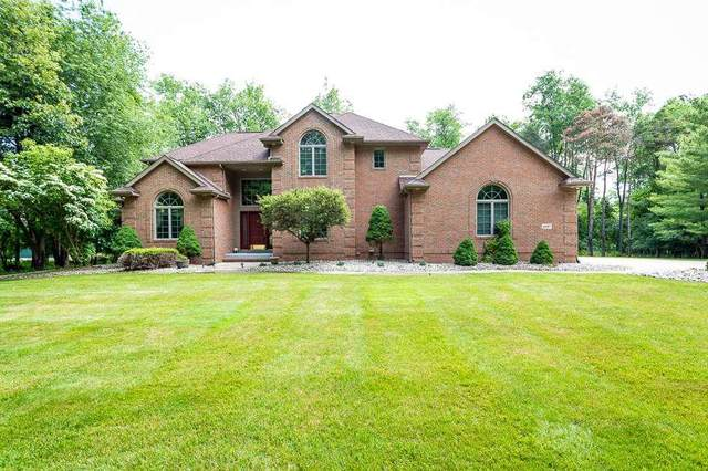 4907 Country Ln, Summit, MI 49201 (#55202001667) :: The Alex Nugent Team | Real Estate One