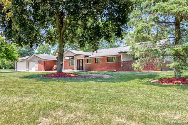 31964 Staman Court, Farmington Hills, MI 48336 (#2200046935) :: The BK Agency