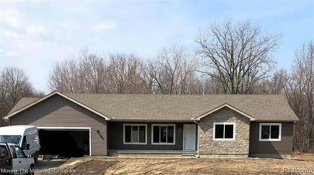 48536 Willow Road, Sumpter Twp, MI 48111 (MLS #2200046986) :: The John Wentworth Group