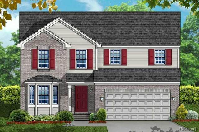8286 Hudson Drive, Westland, MI 48185 (#2200047286) :: Alan Brown Group