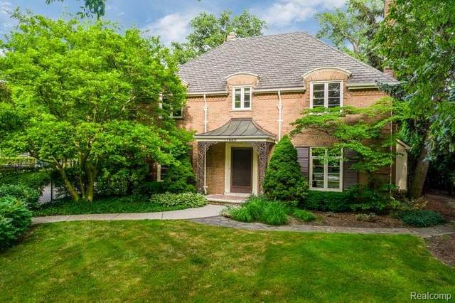 15660 Windmill Pointe Drive, Grosse Pointe Park, MI 48230 (#2200047459) :: Novak & Associates
