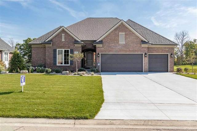 1643 Royal Birkdale, Oxford Twp, MI 48371 (#58050015353) :: The Alex Nugent Team | Real Estate One
