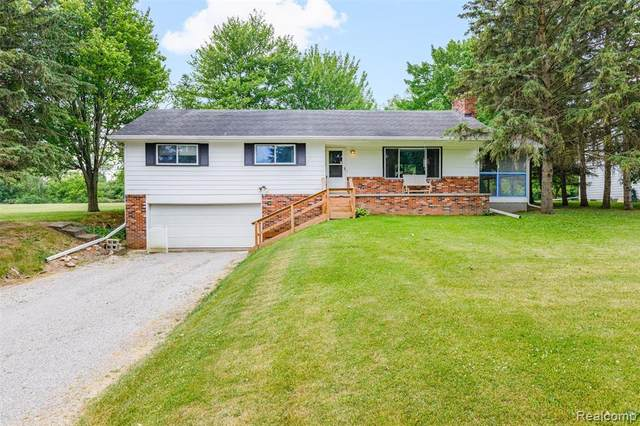 3800 Textile Road, Pittsfield Twp, MI 48197 (MLS #2200047680) :: The Toth Team