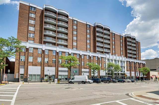 411 S Old Woodward Ave Unit 529 #529, Birmingham, MI 48009 (#2200048125) :: The Alex Nugent Team | Real Estate One