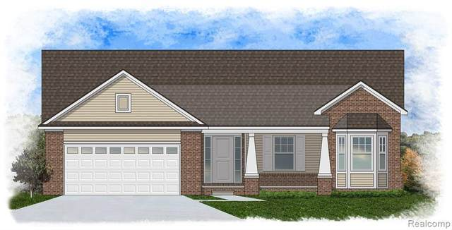 987 Preserve Lane, White Lake Twp, MI 48386 (#2200048192) :: RE/MAX Nexus