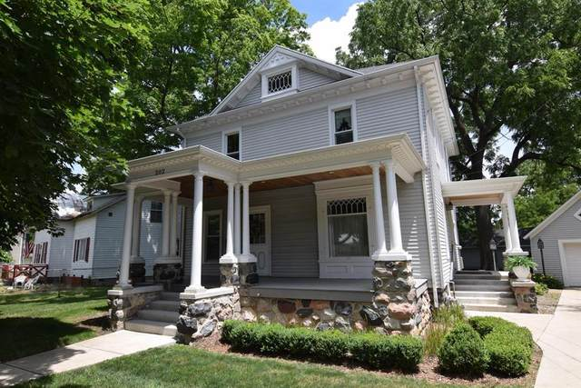 202 Grand St, COLDWATER CITY, MI 49036 (MLS #62020024158) :: The Toth Team