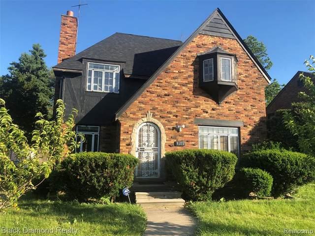 8252 E Outer Drive, Detroit, MI 48213 (#2200048481) :: GK Real Estate Team