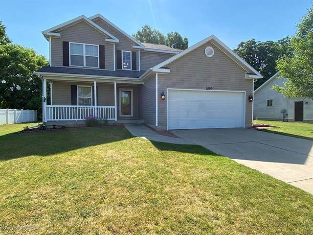 1556 Witherspoon Way, Delhi Charter Twp, MI 48842 (#630000247118) :: Alan Brown Group