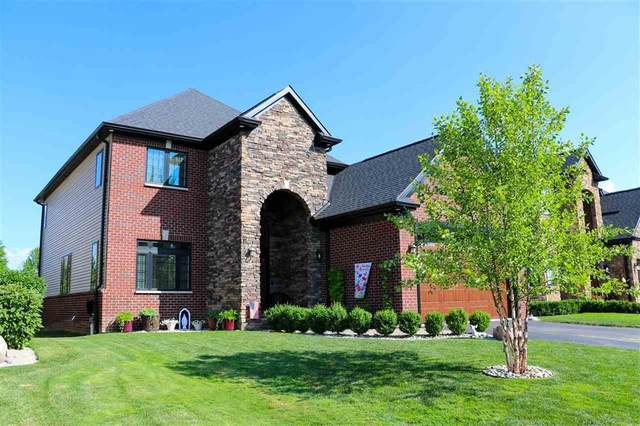 10621 Lone Oak Circle, Grand Blanc Twp, MI 48439 (#5050015704) :: Alan Brown Group
