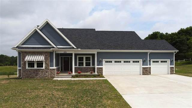 1876 Suncrest Dr, Grass Lake, MI 49240 (#55202001728) :: Alan Brown Group