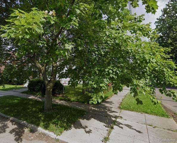 340 Monterey, Highland Park, MI 48203 (#2200048851) :: Alan Brown Group