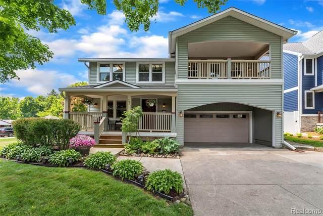 741 Grace Street, Northville, MI 48167 (#2200048873) :: Duneske Real Estate Advisors