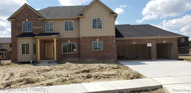 36338 English Court, Sterling Heights, MI 48310 (MLS #2200048934) :: The Toth Team