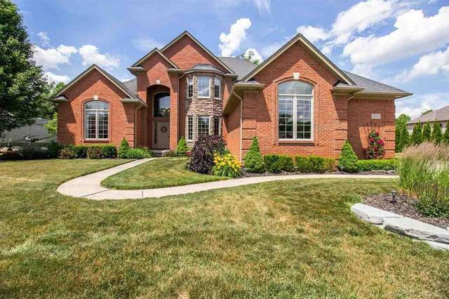 1020 Belle River Woods Blvd, East China Twp, MI 48054 (#58050015746) :: Alan Brown Group