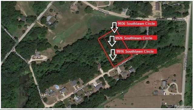 9926 Southlawn Circle, Somerset Twp, MI 49249 (#2200048996) :: The Mulvihill Group