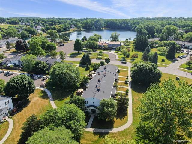 20101 Silver Spring Drive, Northville Twp, MI 48167 (MLS #2200049124) :: The Toth Team