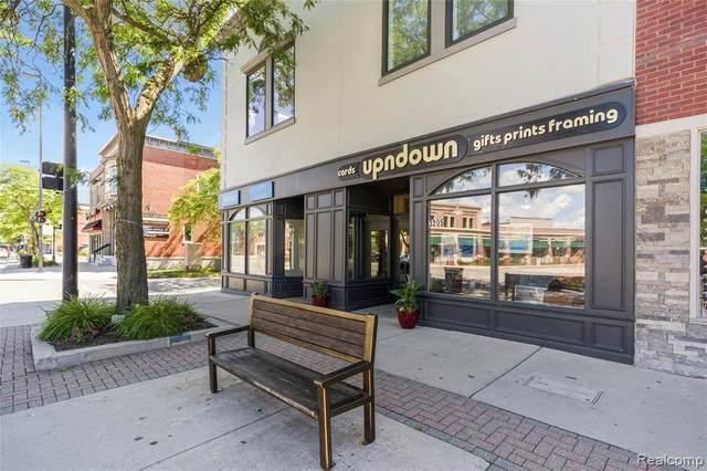3203 Biddle Avenue, Wyandotte, MI 48192 (#2200049209) :: Novak & Associates