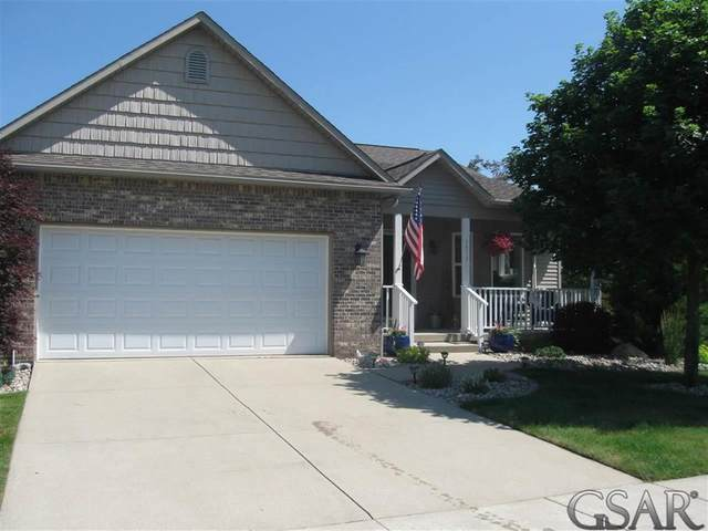 1413 Mallard Circle, Owosso, MI 48867 (#60050015814) :: The Alex Nugent Team | Real Estate One