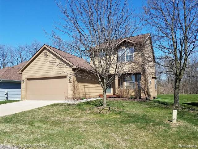 31128 Columbia Drive, Novi, MI 48377 (#2200049389) :: Novak & Associates