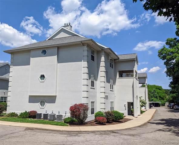 288 W Saginaw St Apt 302 Street #302, East Lansing, MI 48823 (#2200049820) :: Novak & Associates