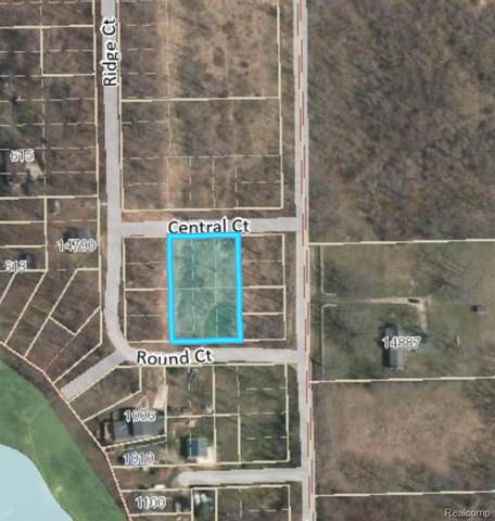 0 Central Court, Manchester Twp, MI 48158 (MLS #2200049823) :: The John Wentworth Group