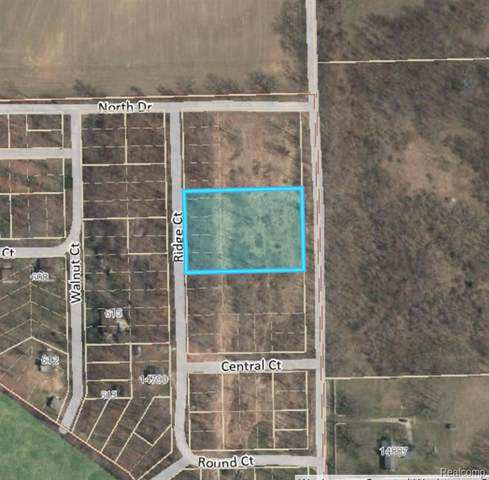 0 Ayres Highway, Manchester Twp, MI 49287 (MLS #2200049848) :: The John Wentworth Group