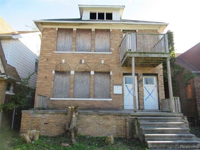 3329 Waverly Street, Detroit, MI 48238 (#2200049933) :: Novak & Associates