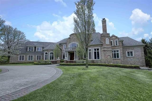 5489 Orchard Ridge Drive Unit #10, Oakland Twp, MI 48306 (#58050016074) :: The Alex Nugent Team | Real Estate One
