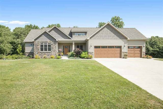 10242 Tims Lake Blvd, Grass Lake, MI 49240 (#55202001763) :: Alan Brown Group