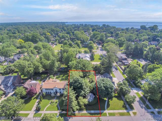 704 Lakepointe Street, Grosse Pointe Park, MI 48230 (#2200050032) :: Novak & Associates