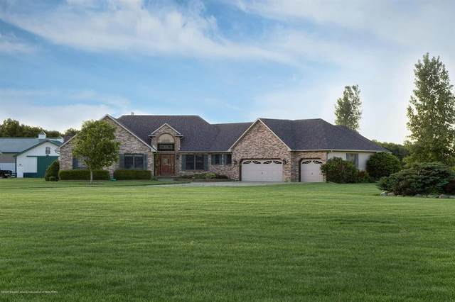 687 E Juddville Road, New Haven Twp, MI 48867 (MLS #630000247363) :: The Toth Team