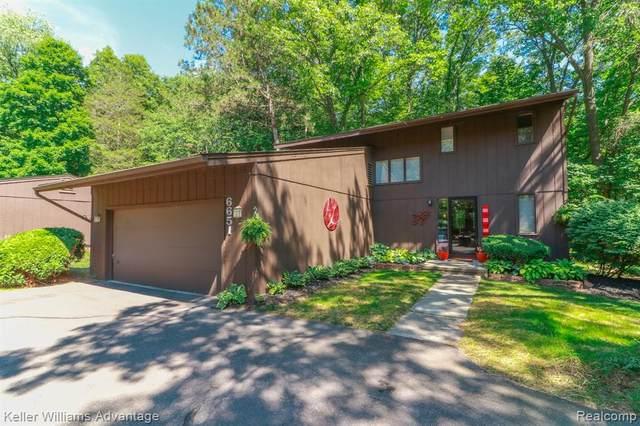 6651 Red Cedar Lane, West Bloomfield Twp, MI 48324 (#2200050204) :: The Alex Nugent Team | Real Estate One