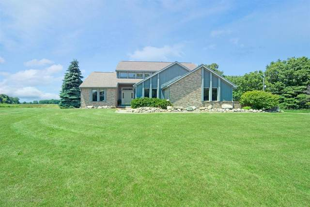 1620 S Edgar Road, Aurelius Twp, MI 48854 (#630000247365) :: The Alex Nugent Team | Real Estate One