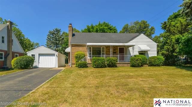 775 Miller Avenue, Rochester, MI 48307 (#2200050252) :: The Alex Nugent Team | Real Estate One