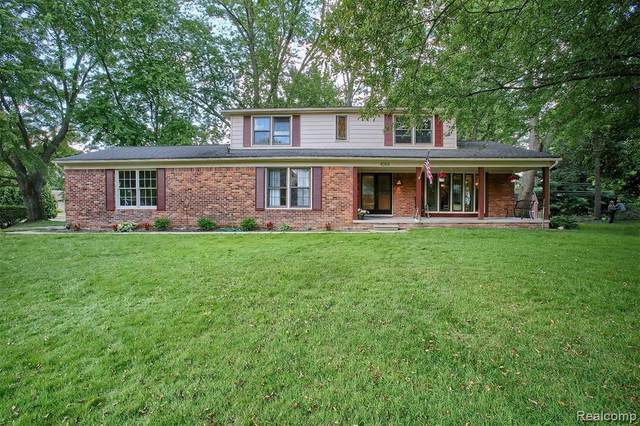 4266 Tyler Road, Shelby Twp, MI 48316 (#2200050293) :: The Alex Nugent Team | Real Estate One